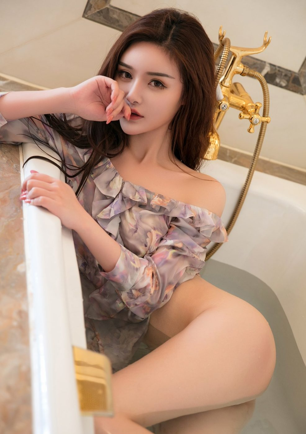 Chen Yu Xi hot chinese model