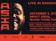 The Weeknd Live in Bangkok