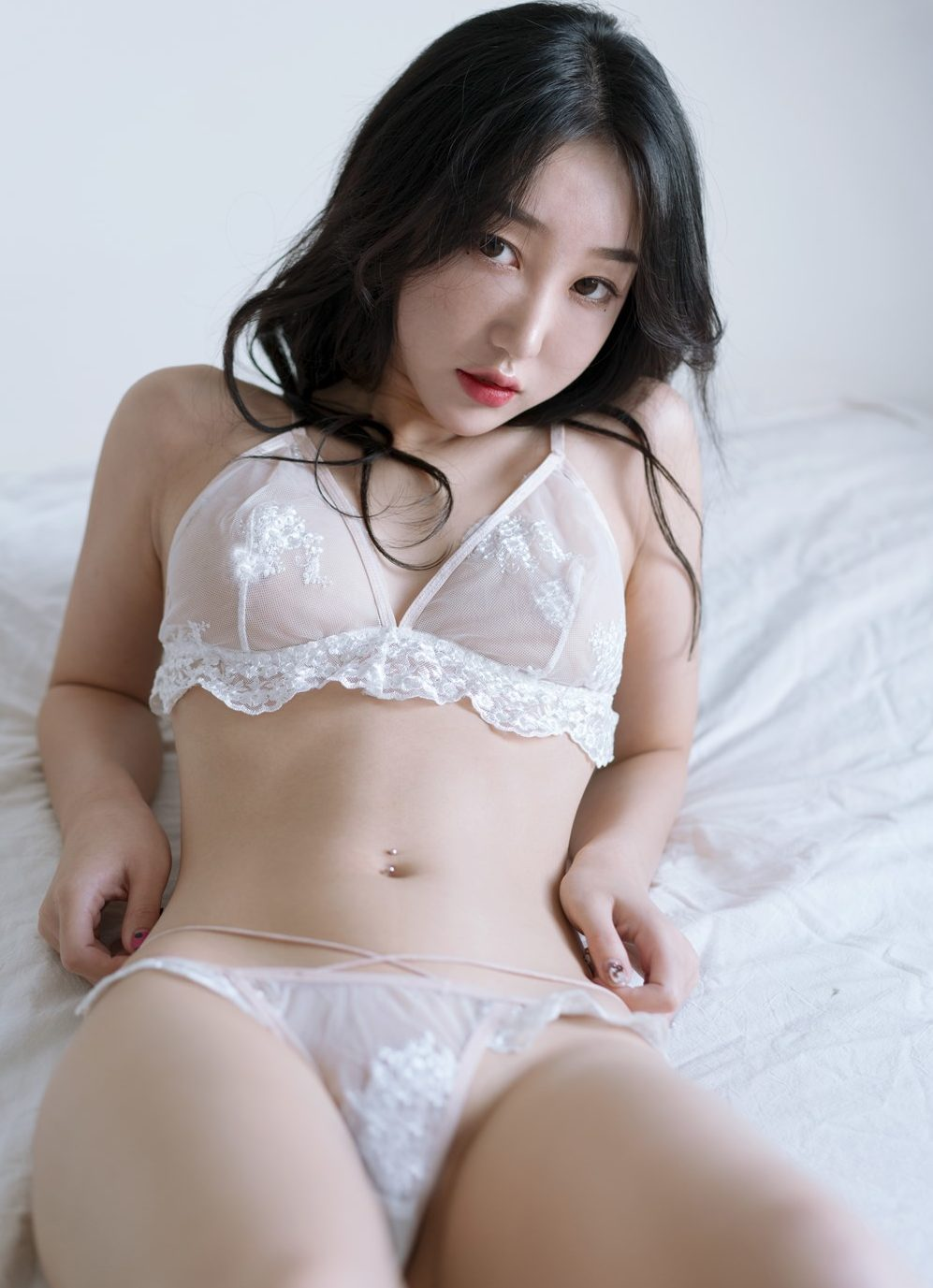 Xiao Jiu Yue hot sexy Chinese Model