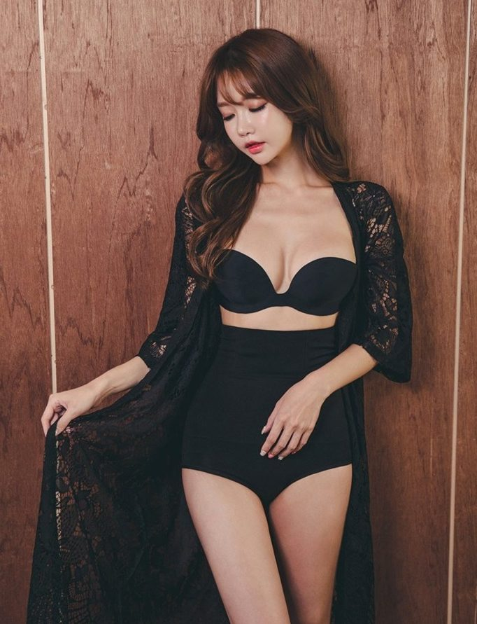 Yoon Ae Ji Hot Korean Girl Sexy LIngerie
