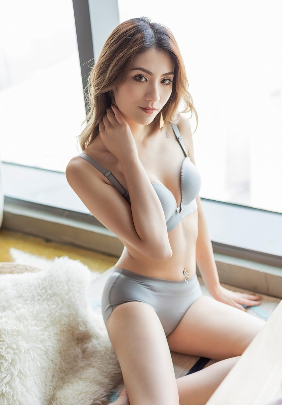 hot sexy asian girl sexy lingerie
