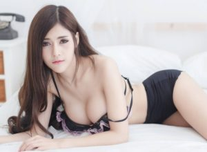 Pichaya Getsiri hot thai girl sexy lingerie big bust