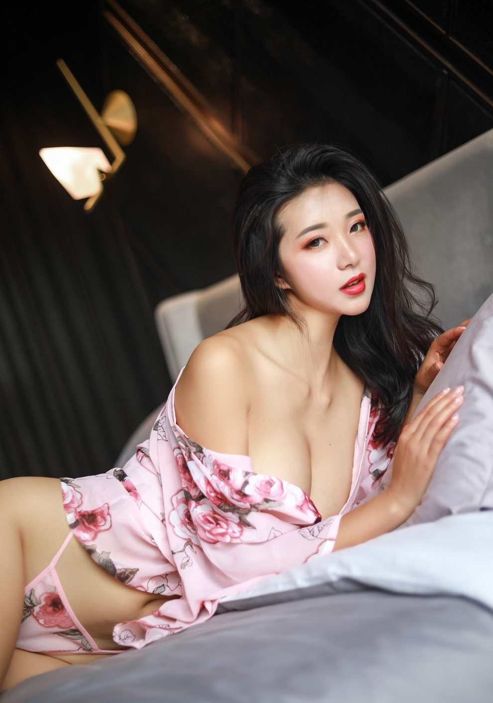 kiki - hot asian girl with big bust