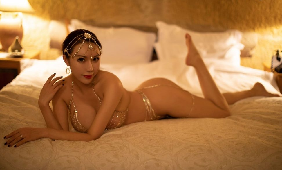 hot girl will make your wish come true